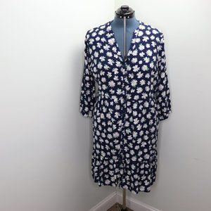 Old Navy Daisy Dress with Front Buttons